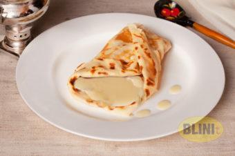 Blini kondensoidulla - maito